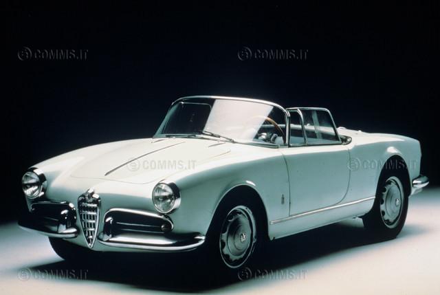 Alfa Romeo Giulietta Enciclopedia Dellautomobile