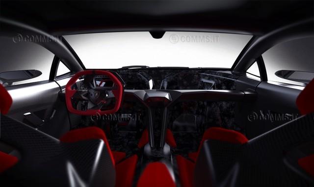 Lamborghini Sesto Elemento Enciclopedia Dell Automobile