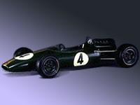 Honda Brabham BT 16