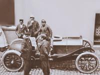 FIAT 75 HP Corsa
