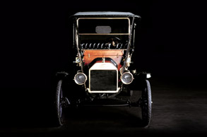 Ford Model T (USA 1908)
