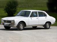 Peugeot 504 (France 1968)