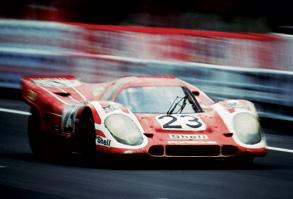 Porsche 917 (Germany 1969)