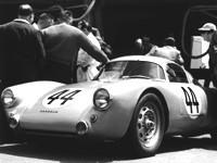 Porsche 550  (Germany 1953)