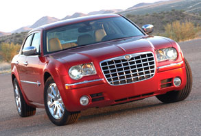 Chrysler 300C (USA 2004)