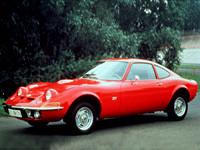 Opel GT (Germany 1968)