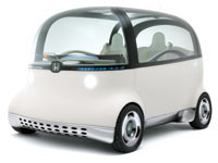 Honda  Puyo Concept (Japan 2007)
