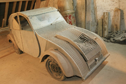 Citroën TPV - 2 CV (France 1939)