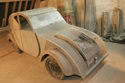 Citroën TPV - 2 CV (France 1939)