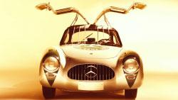 Mercedes-Benz 300 SL (W 194) (Germany 1952)