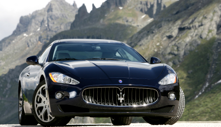 Maserati GranTurismo (Italy 2007)
