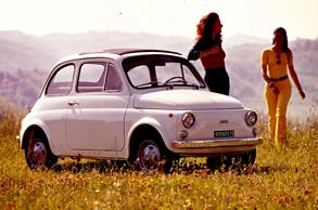 FIAT Nuova 500 (Italy 1957)