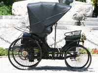Peugeot Tipo 3 (France 1892)